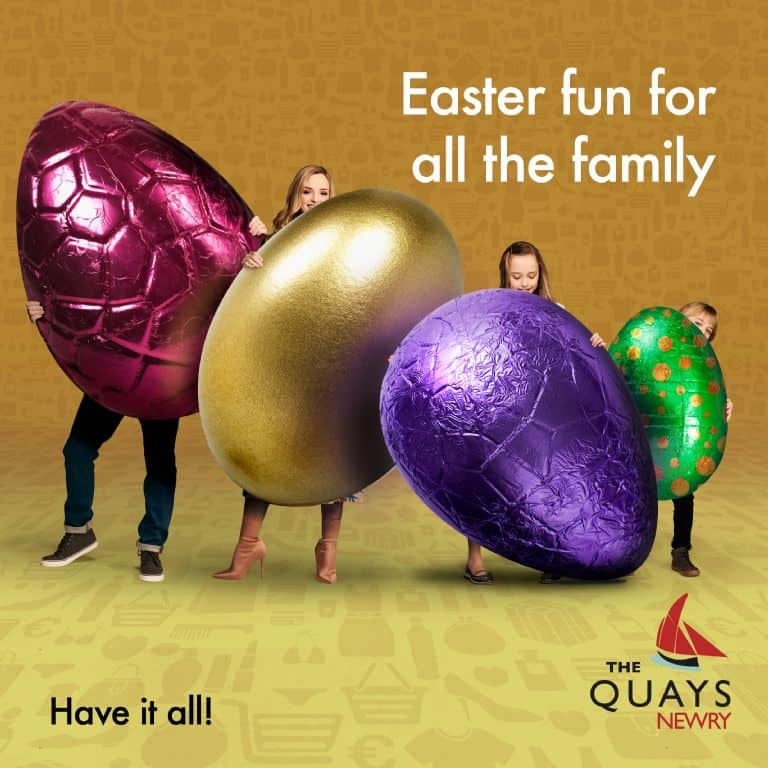 Easter at The Quays