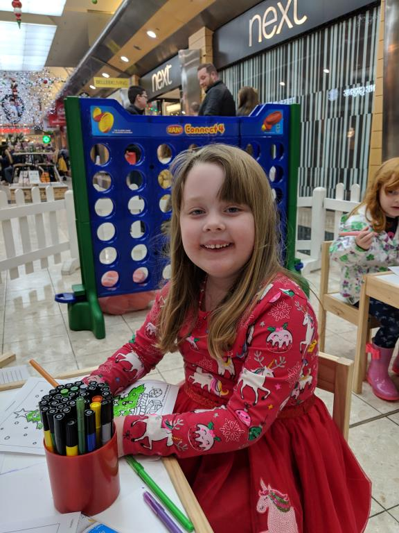 Christmas Fun at The Kid's Club