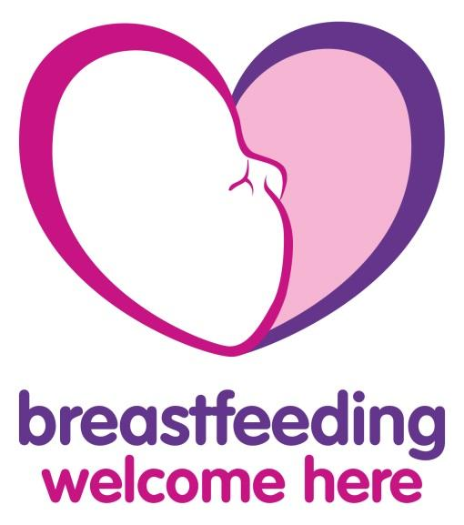 The Quays are now part of the 'Breast Feeding Welcome Here' Initiative!