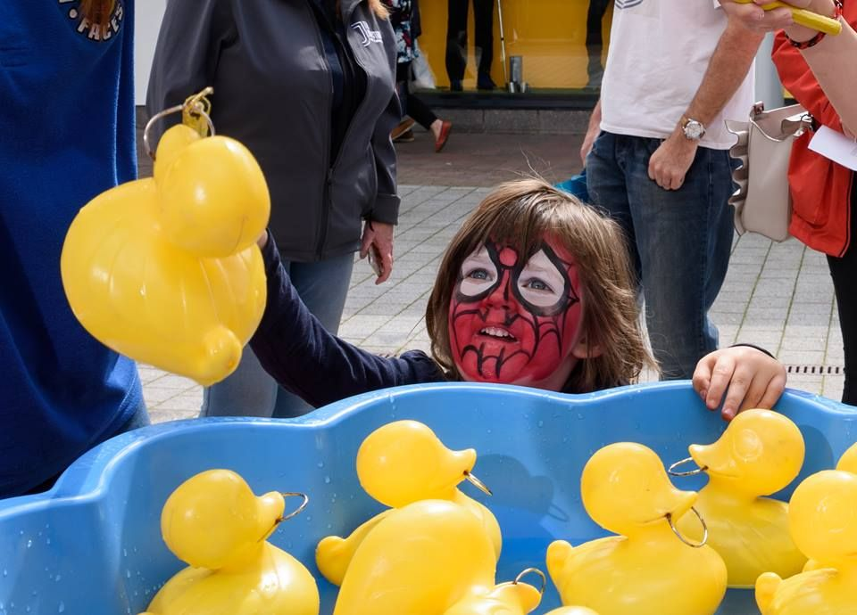 Carnival Games at The Quays