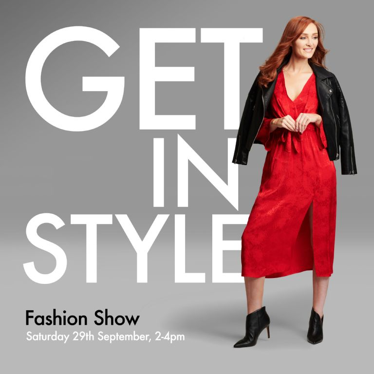 Get In Style - Autumn/Winter Fashion Show