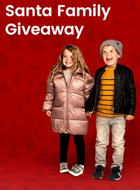 Christmas Family Giveaway