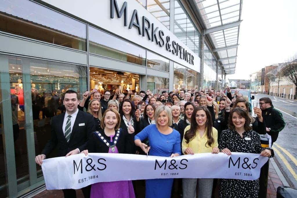 M&S Open's at The Quays
