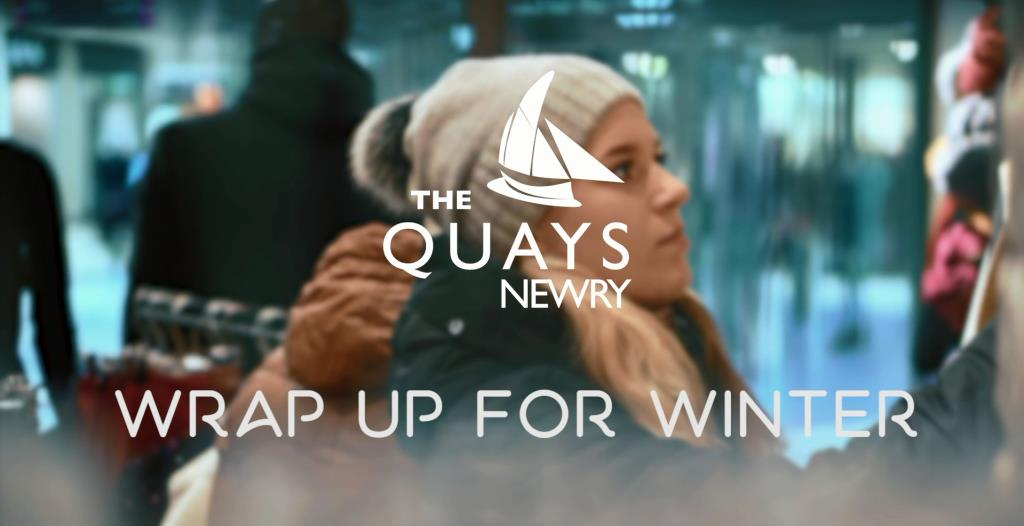 Wrap up for Winter at The Quays