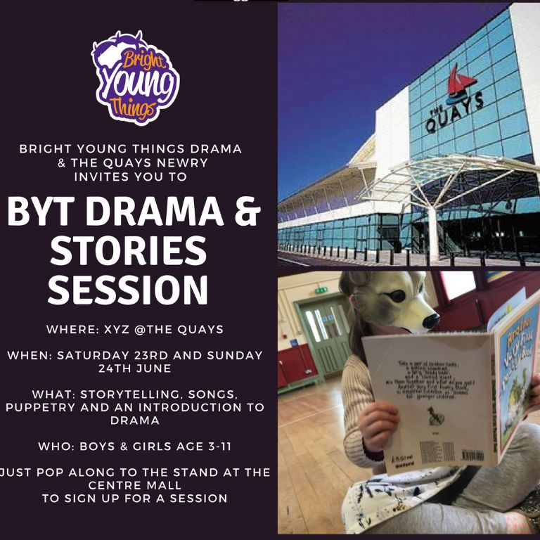 Free Interactive Storytelling Sessions